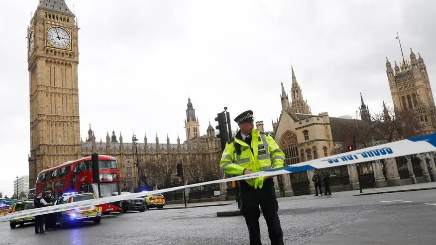 Image result for parliament attack in london
