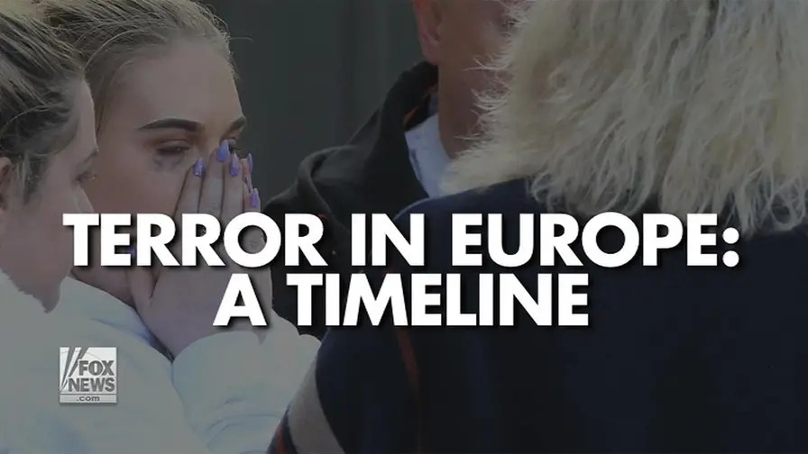 In the wake of the latest terror attacks in London, in which seven people were killed and nearly 50 people injured, a look back at some of the recent acts of terrorism across Europe