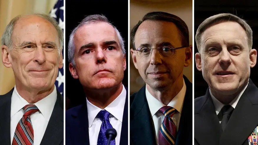 Image result for senate foreign intelligence committee