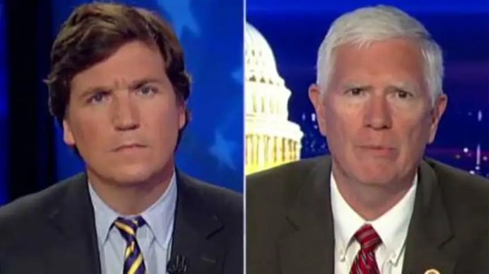 Rep. Mo. Brooks gives Tucker his eyewitness account of shooting assault on lawmakers during baseball practice, saying 'it could have been a massacre'
