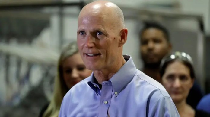 Florida nursing home officials reportedly called emergency hotline provided by Gov. Rick Scott