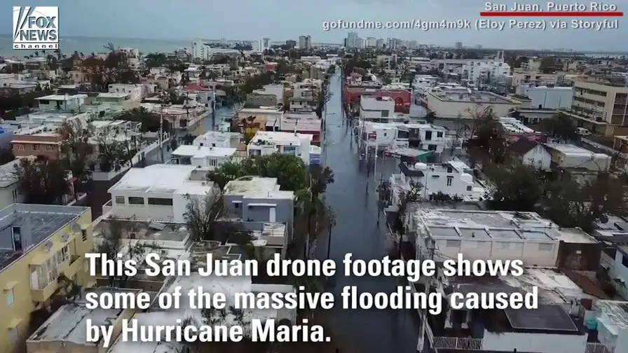 Hurricane Maria leaves Puerto Rico dam on brink of ...