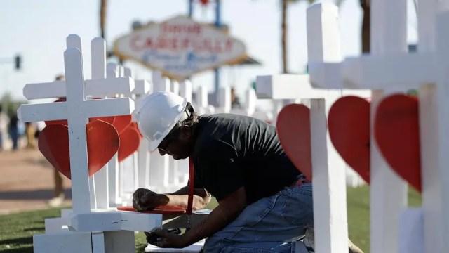 (Ret) Lt. Randy Sutton of Las Vegas Police on the mass murder's message.