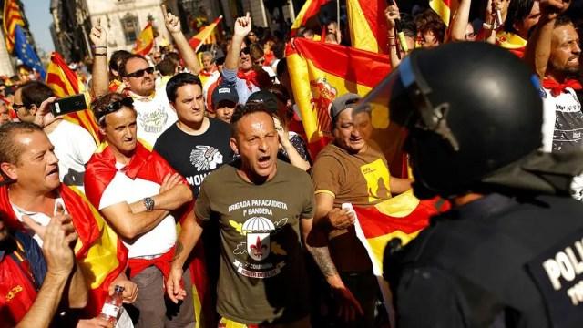 John Huddy reports from Barcelona.