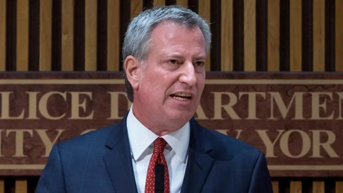 Critics argue NYC mayor, liberals purged anti-terror handbook to appease Muslim grievance groups. #Tucker