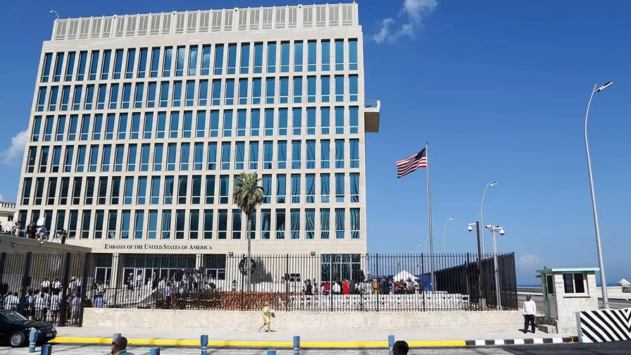 The U.S. is cracking down on the island following mysterious sonic attacks to U.S. diplomats; Rich Edson reports on 'Special Report.'