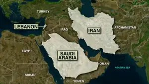 The United States military says the missile targeting the Saudis has Iranian markings; Rich Edson has more for 'Special Report.'