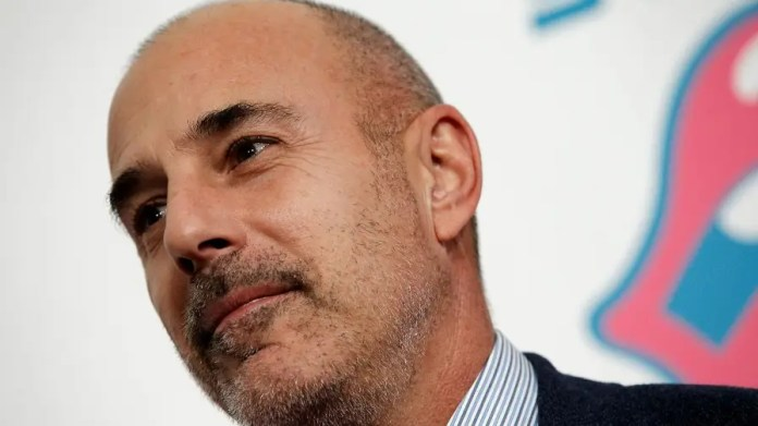 Lauer fired over 'inappropriate behavior.'