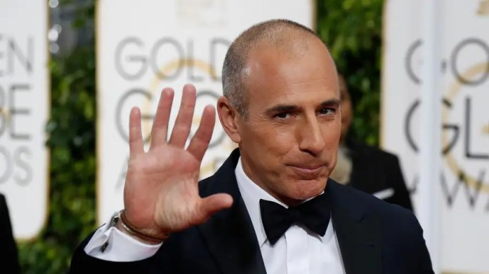 """'Today Show' anchor Matt Lauer was fired from NBC after an employee filed a complaint alleging """"inappropriate sexual behavior in the workplace."""" The 20-year NBC anchor had been a central driver of the morning program's success in ratings and profits."""