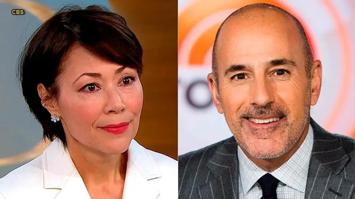 Fox411: Ann Curry, In her first interview since leaving NBC, said that she would have been surprised if anyone at the 'Today' show didn't know about her former co-host Matt Lauer's pervy behavior with women.