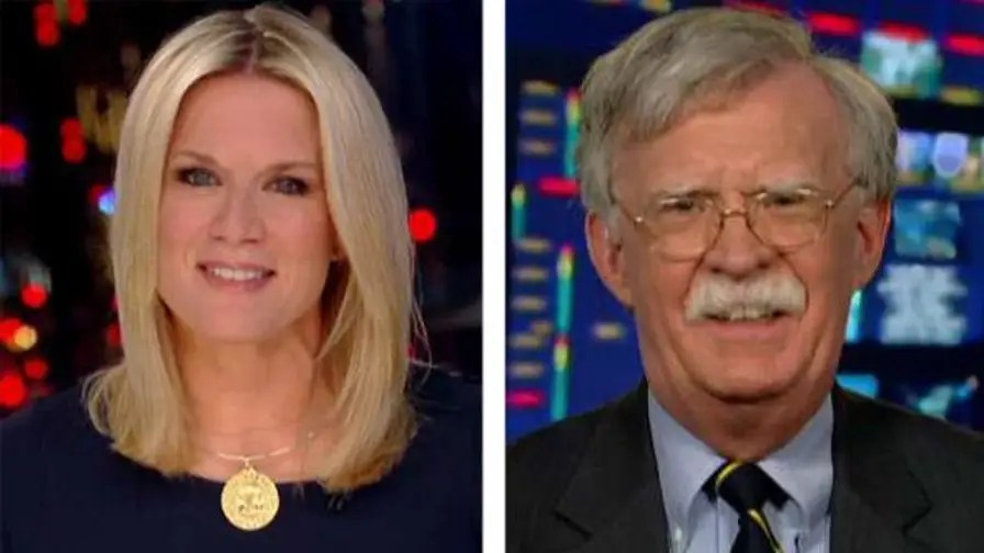 Trump tweeted that John Bolton will be the new national security adviser; the former ambassador shares his reaction to his new job on 'The Story with Martha MacCallum.'