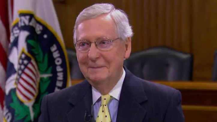 Senate Majority Leader Mitch McConnell joins Neil Cavuto for a wide-ranging, exclusive interview.