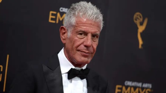 Image result for Anthony Bourdain's will leaves most of his estate to his 11-year-old daughter