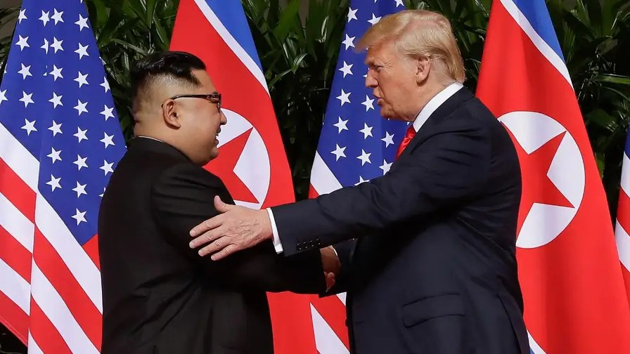 After much anticipation, President Trump met with North Korean dictator Kim Jong Un. Here's a look at some of the highlights of the historic meeting.