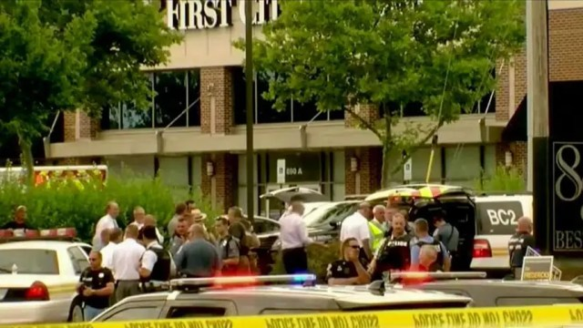 Police confirm the suspect made social media threats against the Capital Gazette in the hours before the attack; Trace Gallagher reports from Los Angeles.