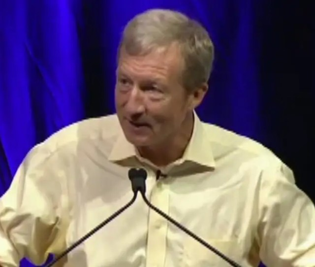 Tom Steyer We Have To Return Power To The People