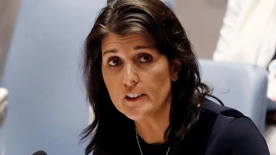 Nikki Haley praised for 'moral clarity' as UN ambassador ...