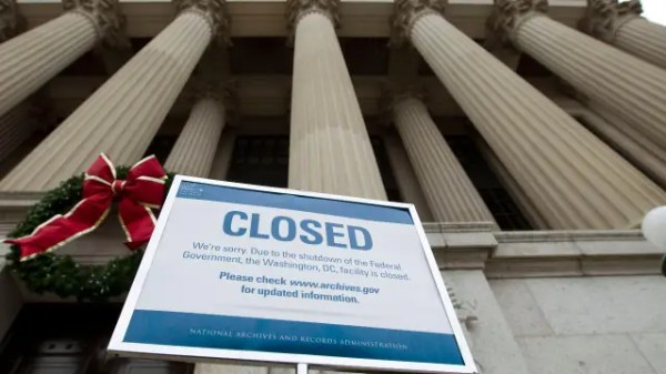 As the government shutdown continues, some government ...