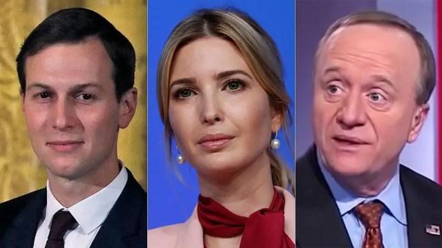 Cnns Paul Begala Criticized For Comparing Ivanka Trump Jared Kushner To Cockroaches