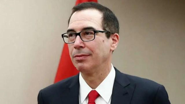 Treasury Secretary Steven Mnuchin rejects Democrats' request for President Trump's tax returns