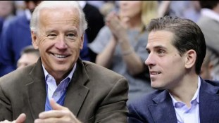 Image result for joe biden son hunter biden