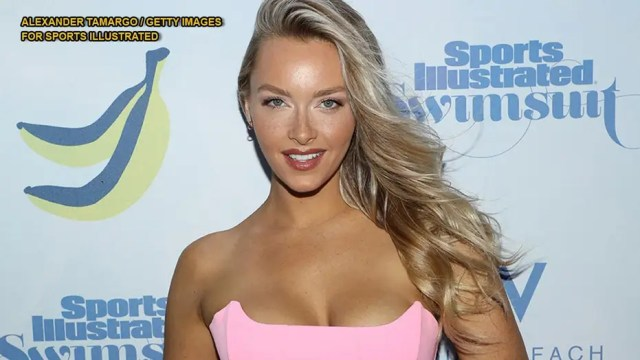 Sports Illustrated Swimsuit cover girl Camille Kostek says she's been told 'no' a thousand times