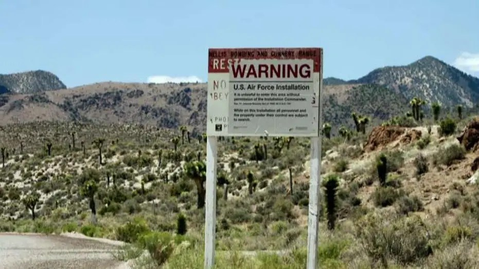 Air Force responds to Facebook call to storm Area 51