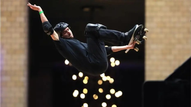 Skateboarder makes history with incredible trick at X Games