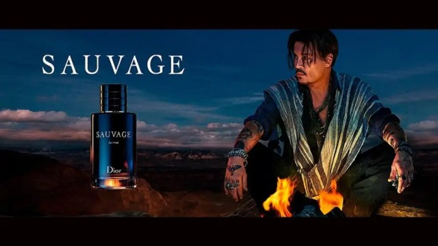 Johnny Depp Dior ad pulled after 'cultural appropriation' outcry