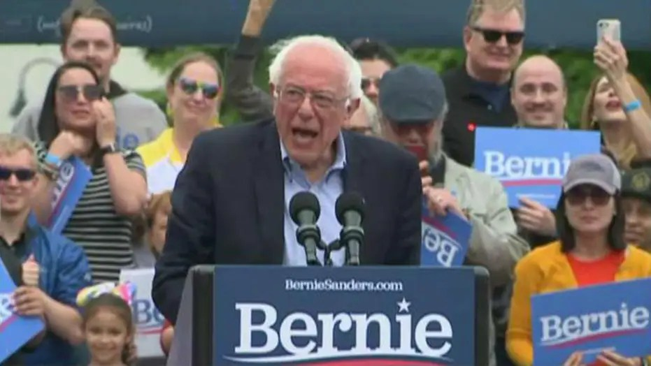 Bernie Sanders not slowing down after heart attack