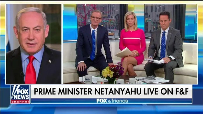 Benjamin Netanyahu: Trump 'is Israel's best friend in White House'
