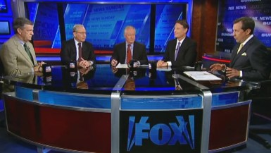 Image result for fox news panel