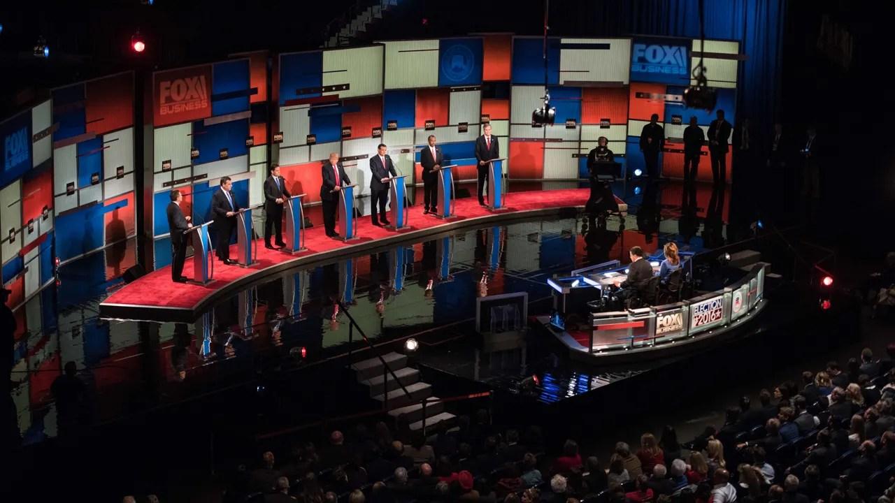 GOP Contenders Spotlight Jobs, National Security in FOX ...