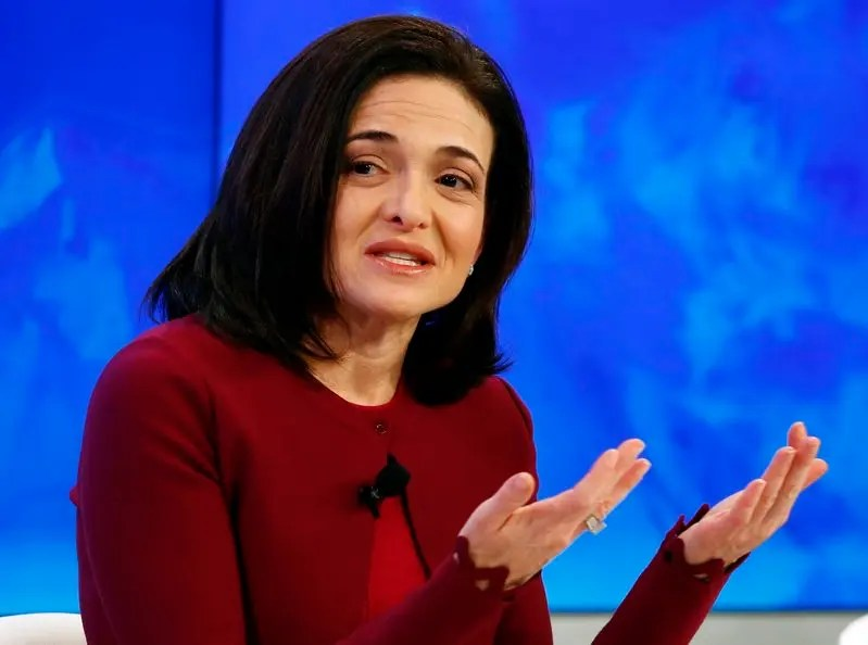 Facebook's Sandberg said to have asked staff to research ...