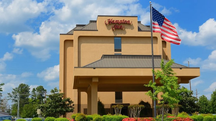 Hampton Inn fires hotel employee who called cops on black guests