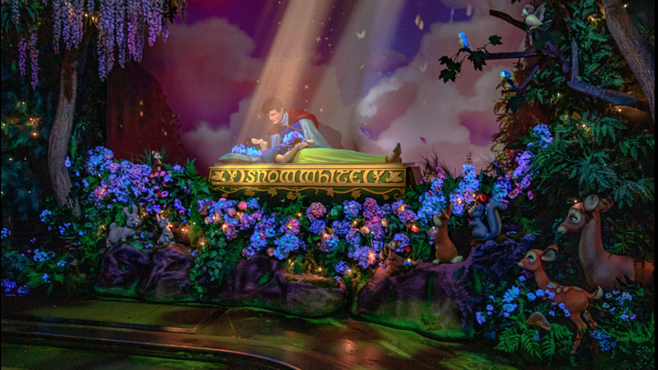 New scene from Disneyland's Snow White ride is prompting backlash