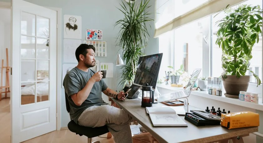 Do you need to update your homeowners insurance if you work from home?