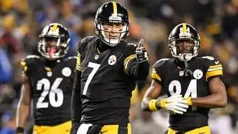 Steelers' Ben Roethlisberger talks comeback season: 'I just want to win Lombardis'