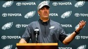 Philadelphia Eagles' Doug Pederson dismisses coaches he expected to be back in 2020