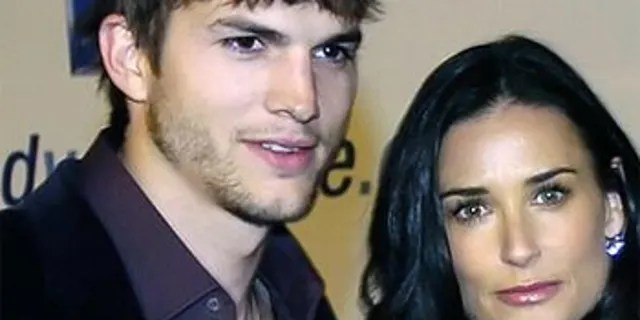 Everyone was so shocked when Demi Moore and Ashton Kutcher hooked up that most assumed it was an elaborate stunt designed to