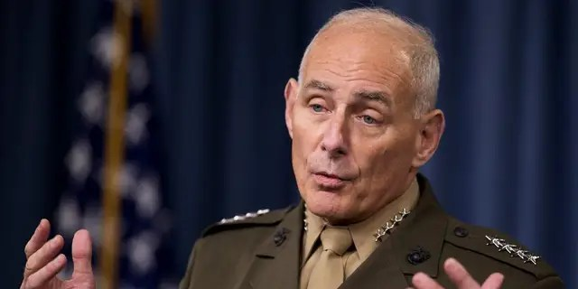 Former White House Chief of Staff John Kelly has been highly critical of President Trump.