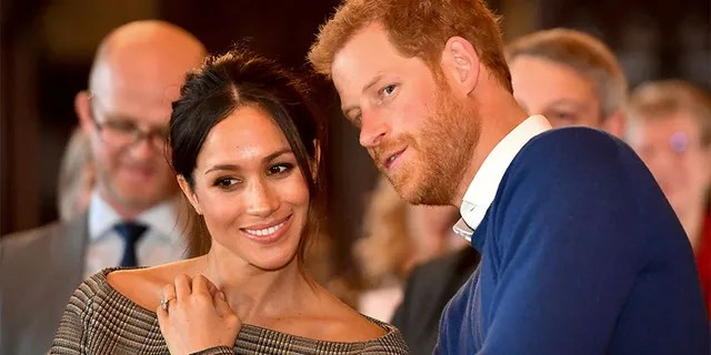 The Duke and Duchess of Sussex had previously announced that they were 'taking a step back' as senior members of the British royal family.