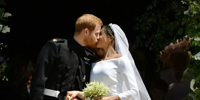 Prince Harry and Meghan Markle were married on Saturday 19 May 2018.