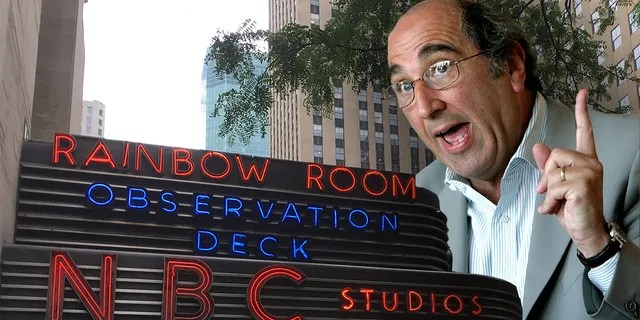NBC News Chairman Andy Lack oversees a news division that has been plagued with scandals and negative publicity.