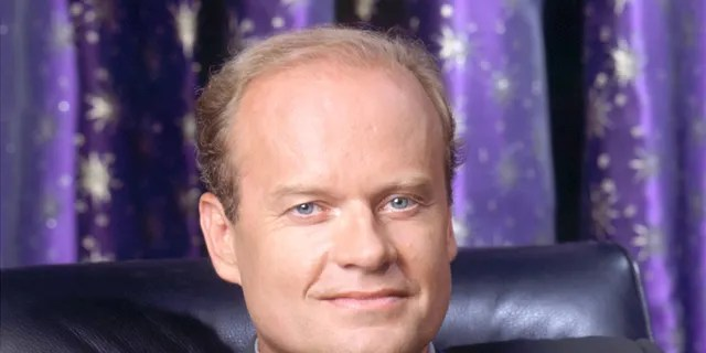 """Grammer first appeared in the public eye with shows like """"Kate & Allie"""" and was subsequently cast as stuffy Frasier Crane on """"Cheers."""""""
