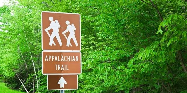 The Appalachian Trail. (iStock)