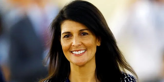 Nikki Haley was the first female and minority elected to lead South Carolina as its governor.