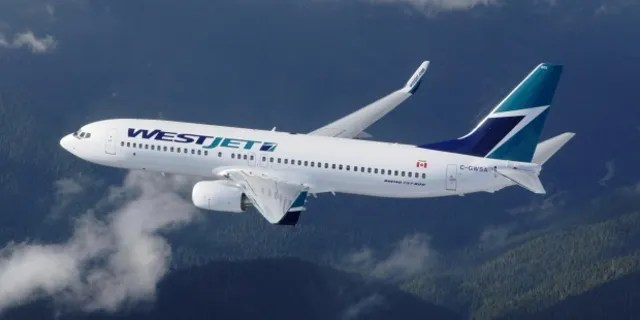 WestJet announced last month that its zero-tolerance mask policy would go into effect on Sept. 1. (AP)