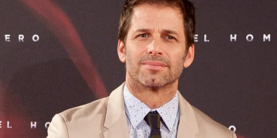 Zack Snyder dropped more hints about his part of 'Justice League'.