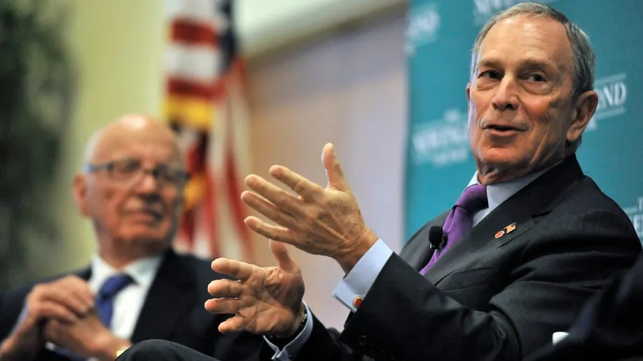 Bloomberg, Republicans Join Obama Backers In Support Of ...